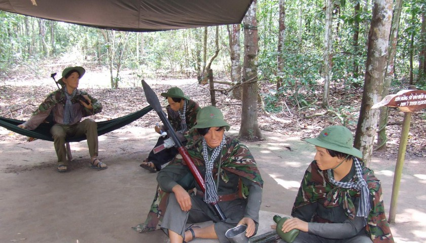 CU CHI TUNNELS & MEKONG DELTA 1 DAY