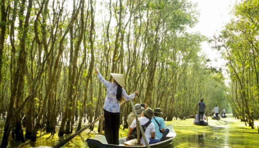 MEKONG DELTA 1 DAY CAI BE FLOATING MARKET