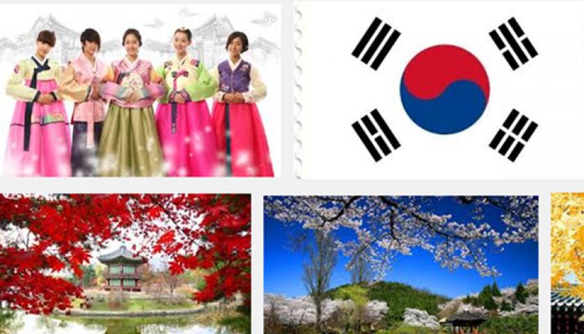 Mùa Thu Hàn Quốc - Bước trong Giao mùa