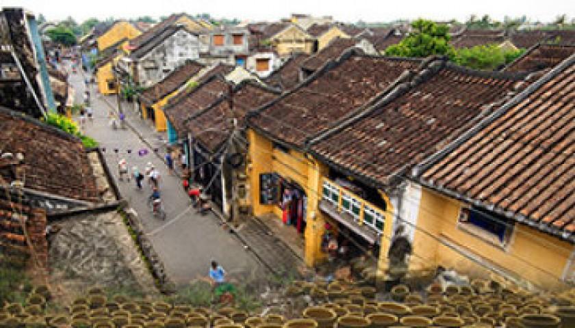 HOI AN- KIM BONG- THANH HA  (One day / Daily tour )