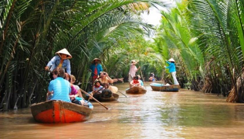 MyTho - CanTho - ChauDoc - Phnompenh 3 Days
