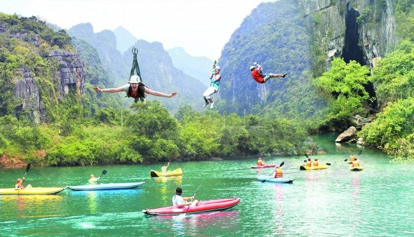 Ke Bang - Phong Nha Cave (Full day)