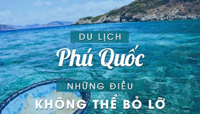 Phu Quoc island with fishing