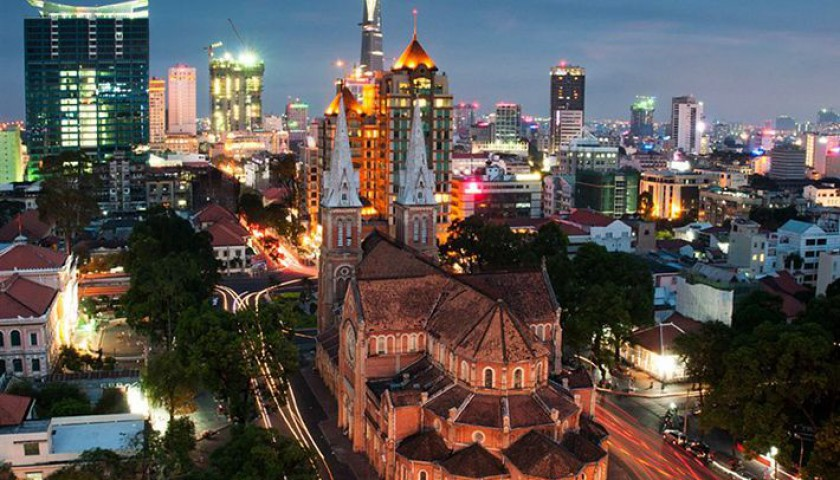 HO CHI MINH CITY TOUR - FULL DAY