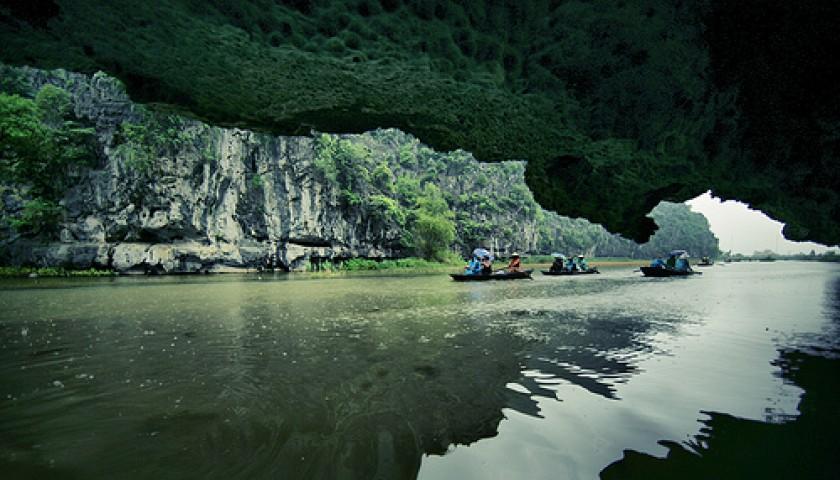 Hanoi - Hoa Lu Ancient Capital - Tam Coc