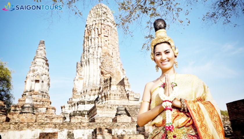 Thiên đường du lịch Thái Lan - Xứ sở những nụ cười