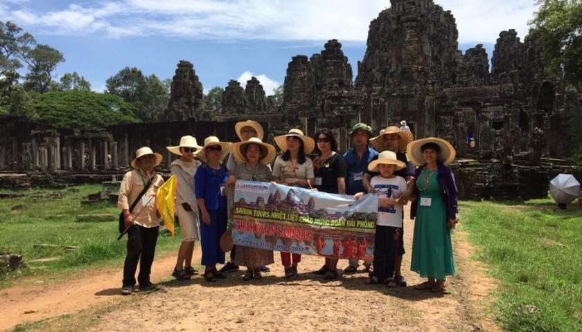 Vi Vu Đất nước chùa tháp