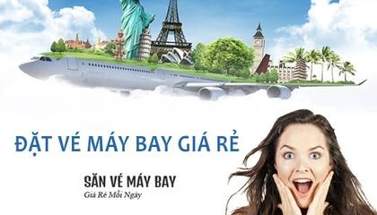 Đặt Vé Máy Bay