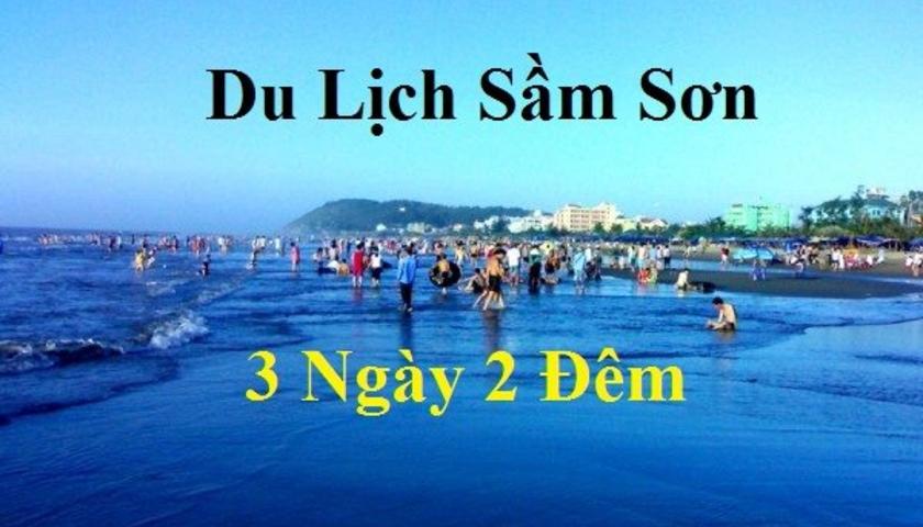 Du Lịch Biển Sầm Sơn 3 Ngày - Tour Đoàn , Giá Cực Tốt