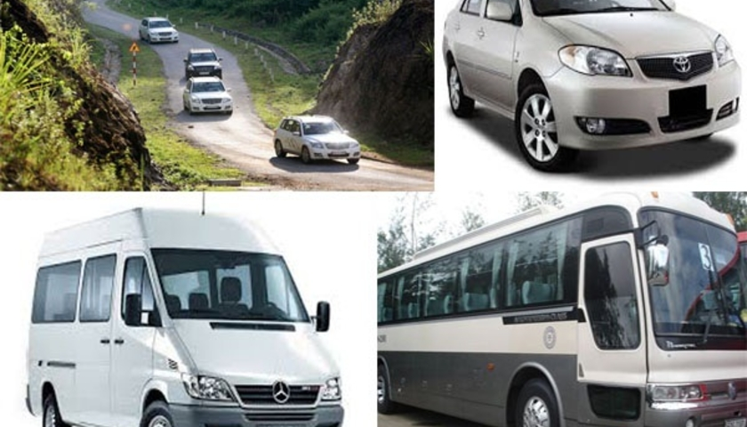 Giá cho thuê xe đi Mai Châu Hòa Bình