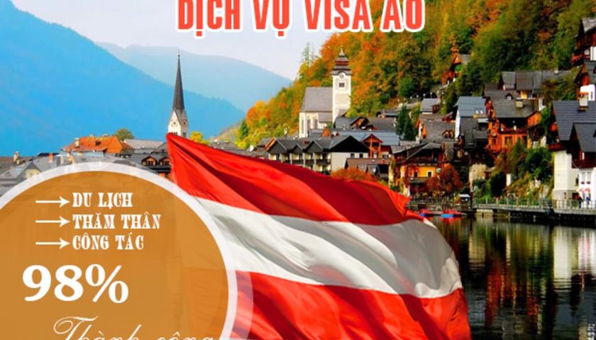 Visa đi Áo I Dịch Vụ Visa Áo uy tín – Tỷ lệ đậu 99%