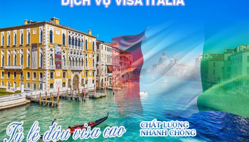 Dịch Vụ Visa Ý Trọn Gói – Nhanh – Giá Rẻ