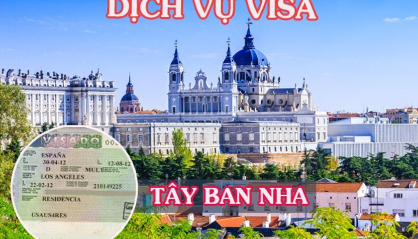 Dịch Vụ Visa Tây Ban Nha Uy Tín – Nhanh Chóng – Chất Lượng