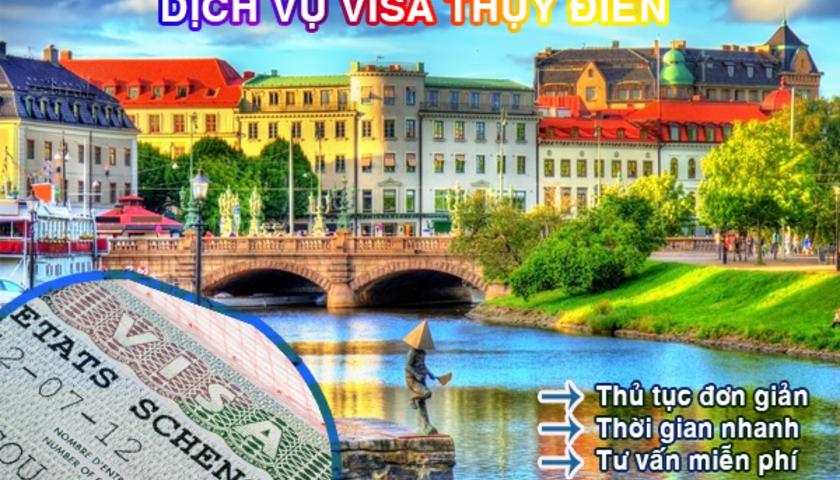 Dịch Vụ Visa Thụy Điển Nhanh chóng – Giá rẻ – Nhiều ưu đãi