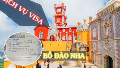 Dịch Vụ Visa Bồ Đào Nha Trọn Gói – Giá Rẻ