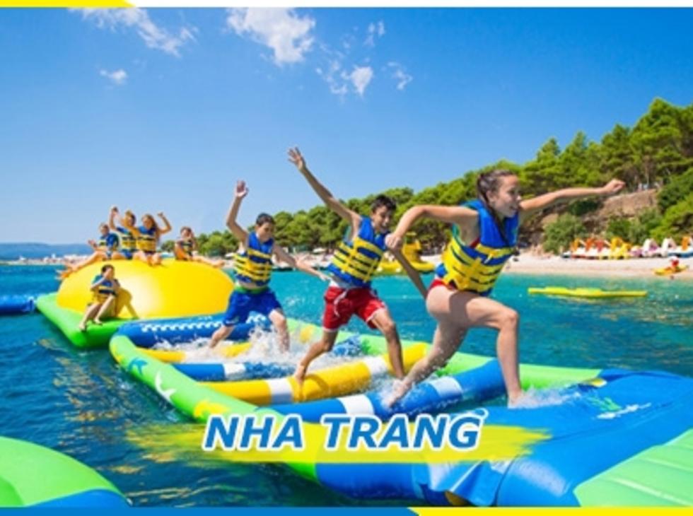 Tour Nha Trang- Phú Yên, 5N4Đ, Đường bay