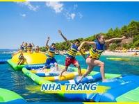 Nha Trang- Du Ngoạn Đảo, 4N3Đ, Đường Bay
