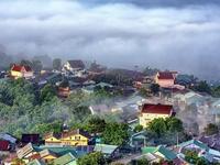 Tour Nha Trang- Đảo Bình Ba- Đà Lạt 4N3Đ, đường bay