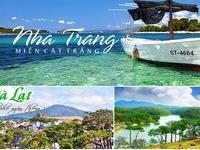 Tour Nha Trang- Đảo Bình Ba, 4N3Đ, Đường bay