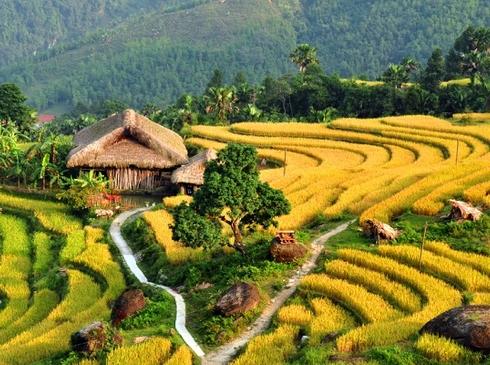 Hà Giang - Sông Nho Quế  - Khuổi Mi 3N4D - Tour ghép đi ô tô