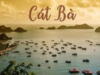Cát Bà - Vịnh Lan Hạ 3 ngày 2 đêm (khách sạn 3 sao)
