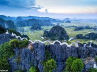 Hoa Lư - Tam Cốc - Hang Múa - Bái Đính - Tràng An, 2 ngày