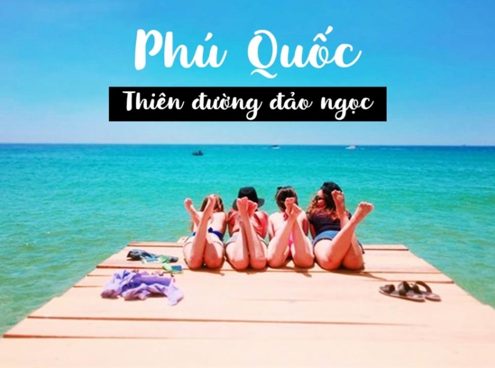 Tour Phú Quốc - Ngắm San Hô - Hòn Thơm 3N2Đ, Resort 4 sao