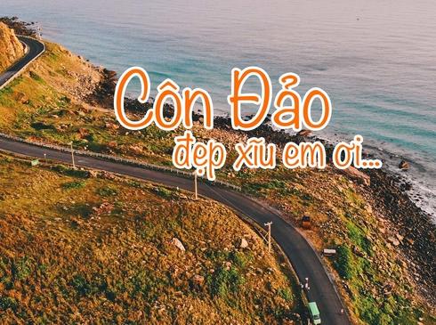 Tour Côn Đảo Huyền Thoại 3n2d, 3 sao