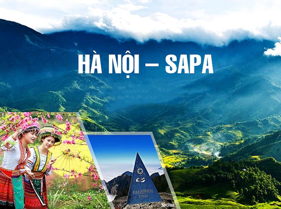 Tour City Hà Nội - Sapa, 3n2d, 3 sao