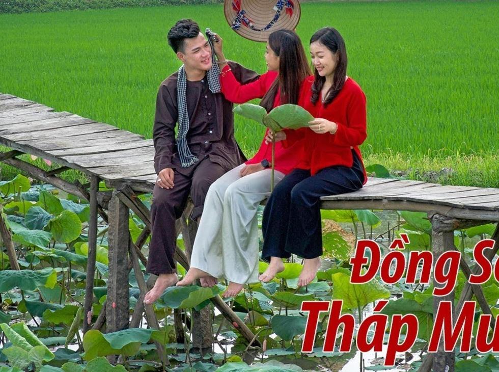 Cao Lãnh - Sa Đéc - Tràm Chim Tam Nông - Đồng Sen Tháp Mười, 2n1đ