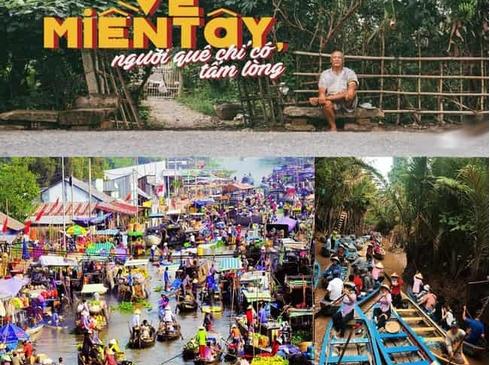 Tour Tiền Giang - Cần Thơ - Châu Đốc, 3N2Đ