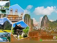 Tour City Hà Nội - Hạ Long - Ninh Bình, 4n3d, 1 đêm ngủ tàu 5 sao