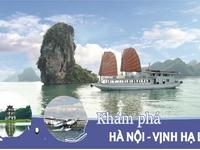 Tour City Hà Nội - Hạ Long, 3n2d, 1 đêm ngủ tàu 5 sao