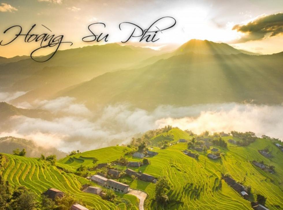 Tour Hoàng Su Phì - Simacai - Bắc Hà, 3n2d