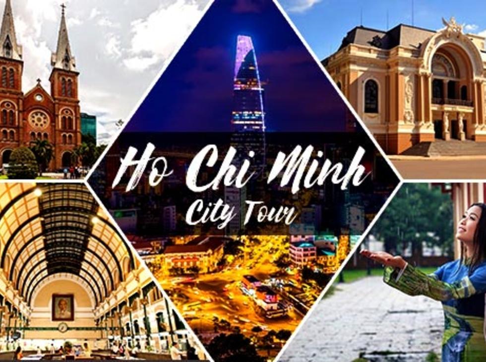 City Tour Hồ Chí Minh, 1 ngày