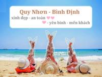 Tour Quy Nhơn - City Tour - Phú Yên - Kỳ Co - Eo Gió, 4n3đ, máy bay