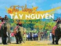 Buôn Mê Thuột - Pleiku - Kon Tum, 5N4Đ, ô tô