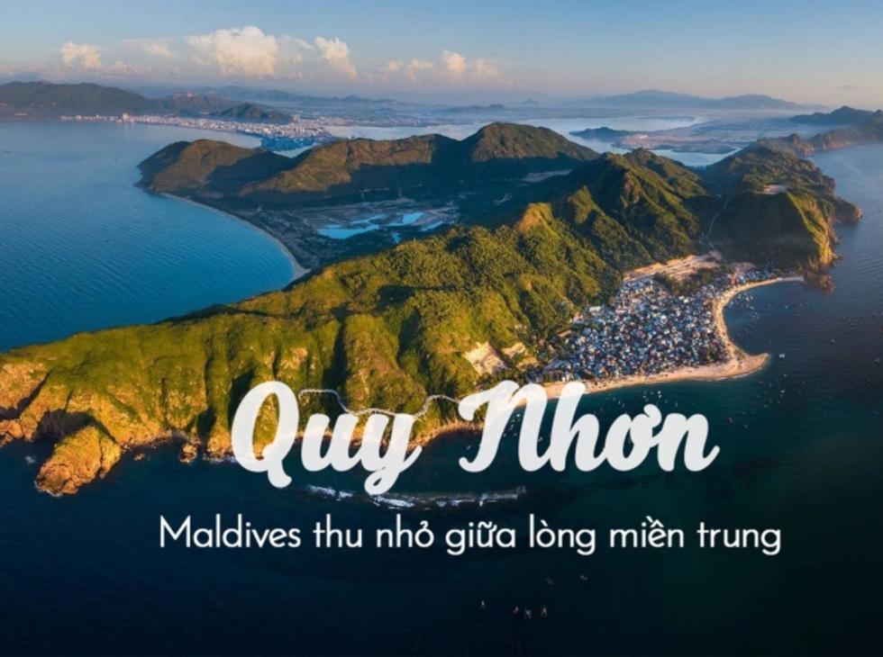 Tour Quy Nhơn - City Tour - Phú Yên - Kỳ Co - Hòn Khô - Eo Gió, 3n2d, bao gồm vé máy bay