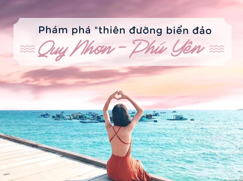 Tour Quy Nhơn - City Tour - Phú Yên - Kỳ Co - Eo Gió, 4n3đ, bao gồm vé máy bay từ HN