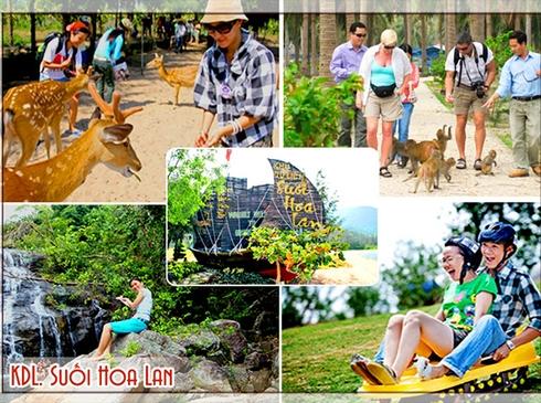 Tour Nha Trang - Vịnh Nha Phu, 4n3d, đường bay từ Hà Nội