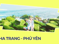 Tour Nha Trang - Phú Yên, 4n3d, đường bay từ Hà Nội