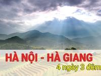 Tour City Hà Nội - Hà Giang 4n3d