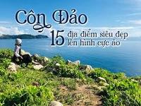 Tâm Linh Côn Đảo-Lịch Sử Oai Hùng Thiên Nhiên Kỳ Vĩ-3N-Mồng 1,2,4 Tết
