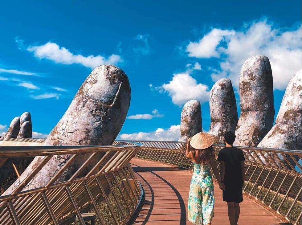 Đà Nẵng- Bà Nà- Cầu Bàn Tay- Hội An- Cù Lao Chàm 4n3d