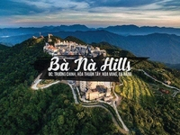 Tour Tết 2021: Đà Nẵng-Bà Nà-Cù Lao Chàm, 3N2Đ