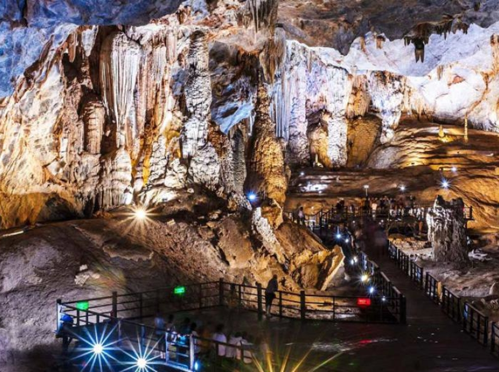 Tour Đà Nẵng- Bà Nà-Hội An- Huế- Động Thiên đường/Phong Nha, 5n4d, từ Hà Nội
