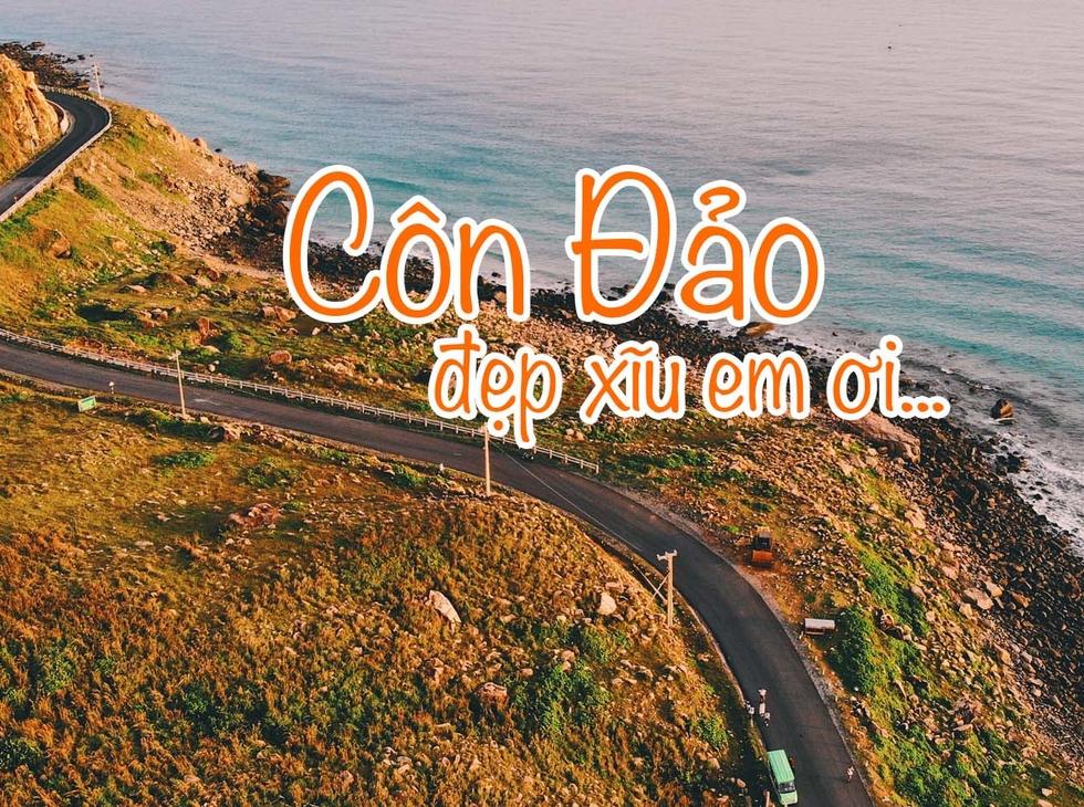 Tour Côn Đảo 3n2d, Bay thẳng Bamboo từ Hà Nội