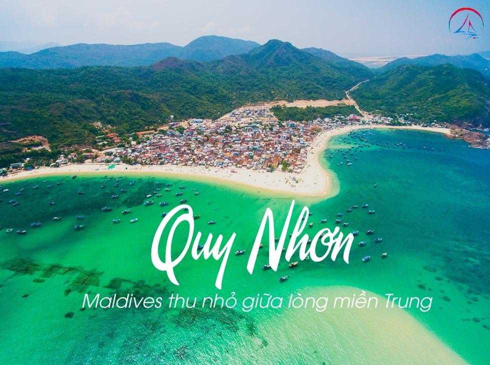 Tour tết 2021: Quy Nhơn - Phú Yên - Kỳ Co - Eo Gió, 4n3d