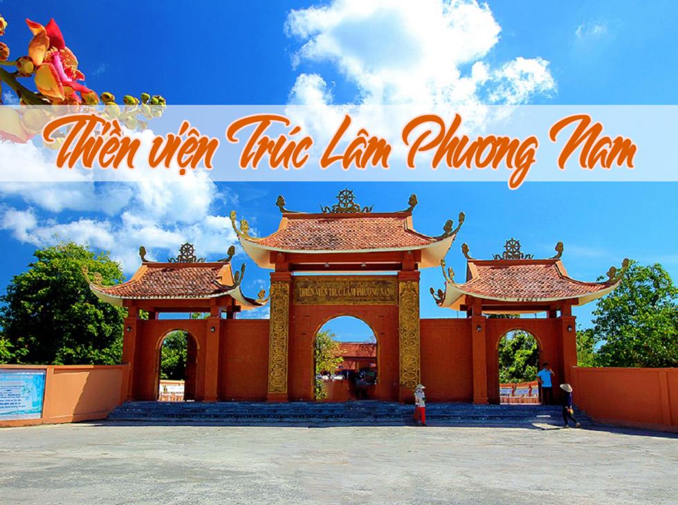 Tour Hành Hương Chùa Vĩnh Tràng - Cần Thơ, 2n1đ