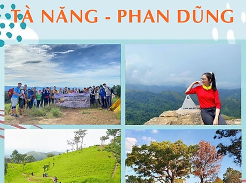 Tour dã ngoại Tà Năng - Phan Dũng 2n2đ, Cung đường thanh xuân